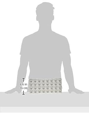 C&T Publishing Art Bin Super Satchel Glitter Glue Tray, 12.25 by 6-Inch, Holds 32 Bottles