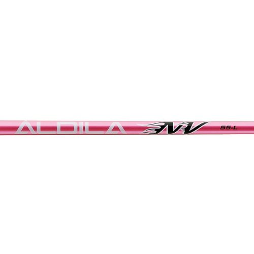 Aldila NV 55 Graphite Pink Wood L Shaft by Aldila