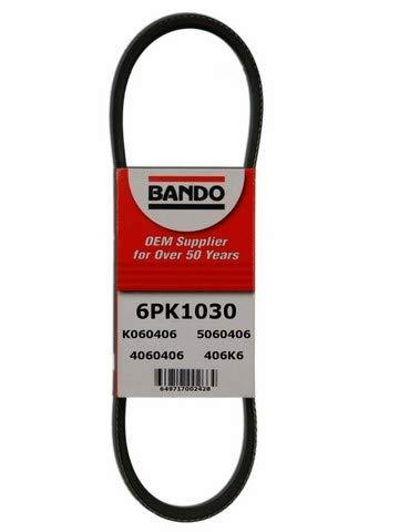 Infiniti Specifications G20 - Bando USA 6PK1030 Belts