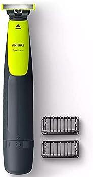 Aparador de Pelos Philips OneBlade Seco e Molhado Bivolt - QP2510/15