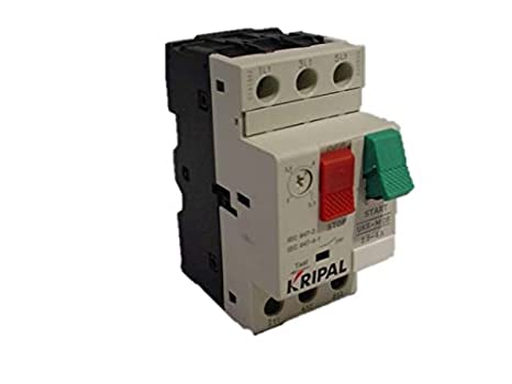Kripal//Yagi Manual Motor Starter .63 to 1.0