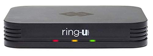 ring-u Hello Hub Small Business Phone System (PBX) and Service (voip). Up to 20 lines and 50 extensions. Keep your number! Set-up is easier than a wireless router. Only $24.95 per phone line. (Best No Contract Service Provider)
