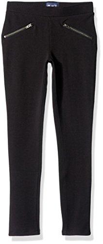 The Children's Place Big Girls' Fashion Pants, Black 86460, 8