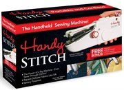 5. As Seen On Tv Handy Stitch Handheld Sewing Machine