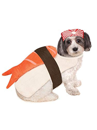 Rubie's Sushi Pet Costume, Medium -