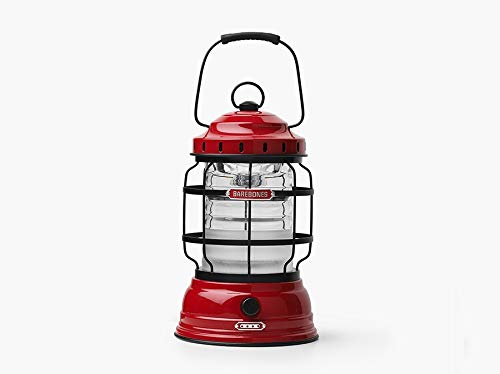 Barebones Living Forest Lantern, Limited Edition Red