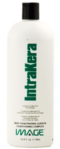 Image IntraKera Deep Penetrating Leave-In Conditioner, 32 Ounce, Reformulated Version