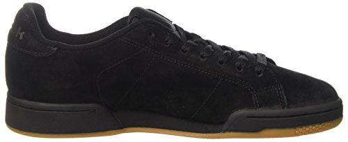 Manchester wide range of online Reebok Men's NPC Ii Tg Gymnastics Shoes Black (Black/Gum Black/Gum) buy cheap price OHA2LLsHpY