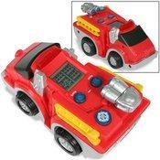 Mattel Rescue Heroes Mini-Firetruck Handheld Game