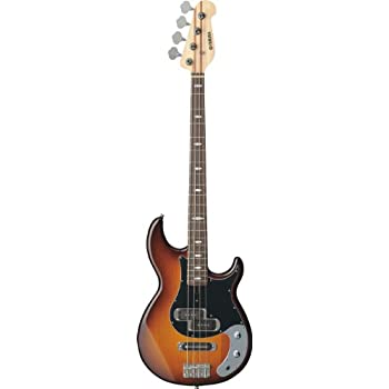 Yamaha BB Series 4-String Bass. Tobacco Sunburst