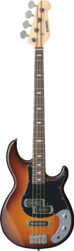 Yamaha 4 String Bass Tobacco Sunburst