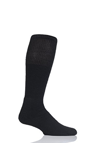 Thorlo 1 Longues Bottes Paire Noir Militaires Homme Pour Chaussettes zqrAwBz