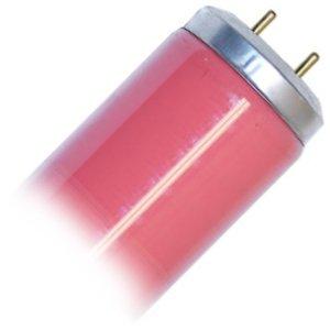 GE 48259 - F20T12/R/24/CVG Straight T12 Fluorescent Tube Light Bulb