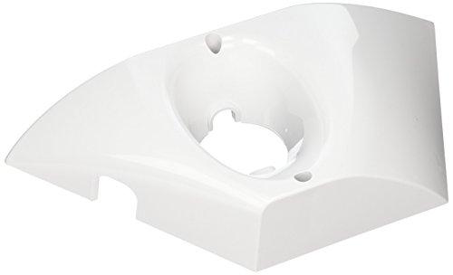 (Zodiac K10 White Bottom with Bracket Replacement)