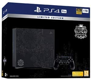 Playstation 4 Pro 1TB Edicion Kingdom Hearts 3: Amazon.es: Videojuegos