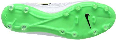 NIKE Magista Orden Fg - Zapatillas para hombre white-poison green
