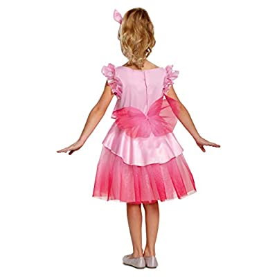 Disguise Pinkie Pie My Little Pony Tutu Deluxe Costume, Pink: Toys & Games