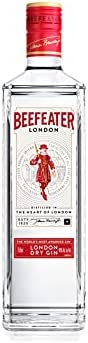 Gin Beefeater London Dry, 750 ml