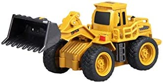 Fine Construction Toys, 1:64 RC Wireless Dumper Truck Toy Remote Control Electric Engineering Truck Vehicles Simulation Construction Toys Gift