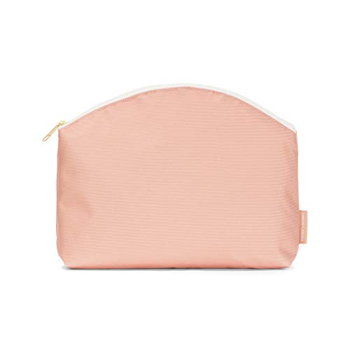 Logan Lenora Toiletry Pouch – Waterproof Travel Toiletry Case, Cosmetic Makeup Bag Ros