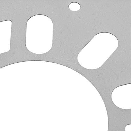 Grau Aluminiumlegierung Automotive Rad Scheibenbremse Abdeckung ...