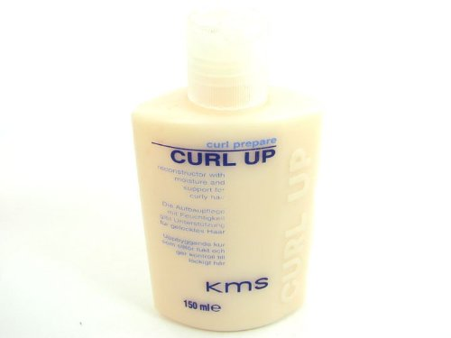 KMS Curl Up Curl Prepare 5.0 Oz for Women by KMS