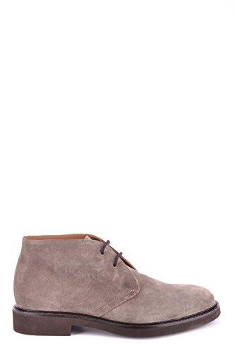 Doucals Mannen Mcbi102019o Grijs Suède Desert Boots