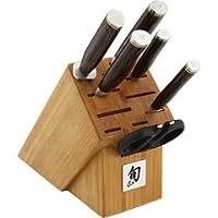 Juego de bloques de cuchillos Premier de 7 piezas