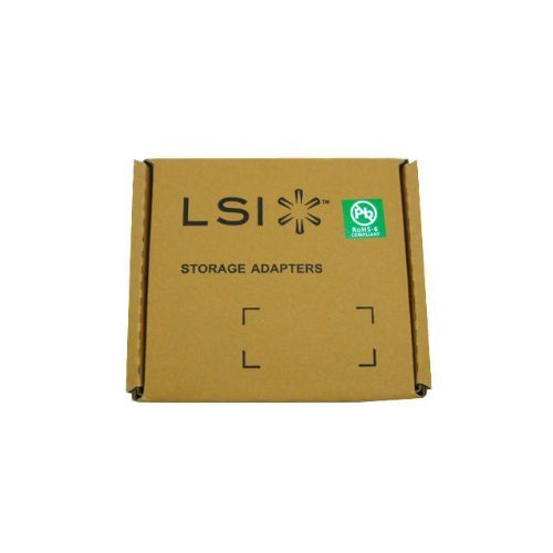 LSI LSIiBBU07 Battery Backup Unit For 8880EM2, 9260-4I (LSI00161 (512mb Ddr2 667mhz Memory)