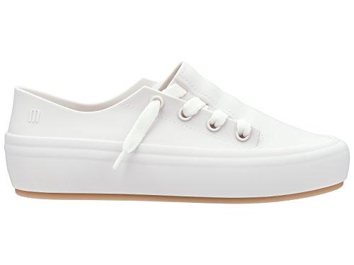 Melissa Ulitsa Sneaker, Baskets Hautes Femme White (White 51572)
