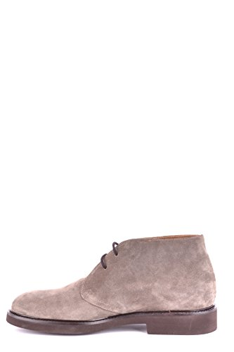DOUCALS Herren MCBI102019O Grau Wildleder Desert Boots