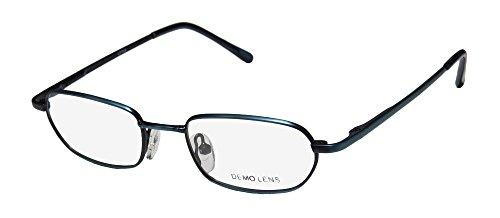 Little Style Little Unisex/Boys/Girls/Kids Designer Full-rim Flexible Hinges Eyeglasses/Glasses (44-17-125, - Glasses Little Girls