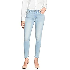 Banana Republic Light Wash Skinny Jean