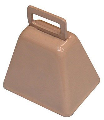 Speeco Kentucky Cow Bell 8 Long Distance 1-5/8 H One Piece Steel Construction Speeco Farmex