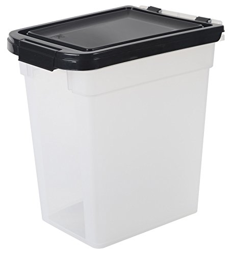 IRIS Nesting Airtight Pet Food Container, Medium