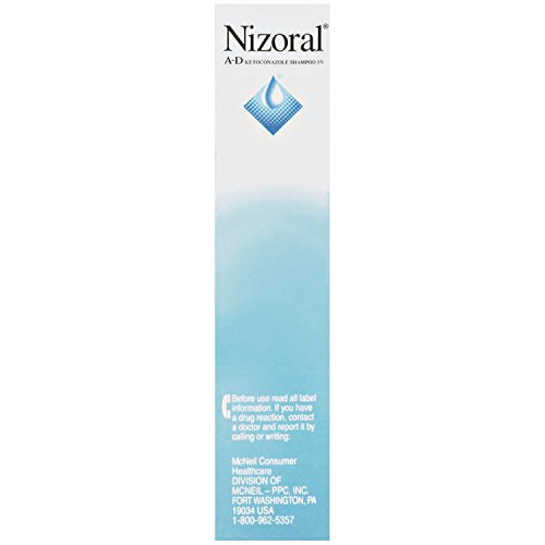 41EpKJtM-QL Nizoral A-D Anti-Dandruff Shampoo, 7 Oz