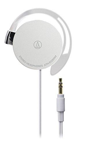 Audio Technica ATH-EQ300M WH White | Ear-Fit Headphones (Japan Import)