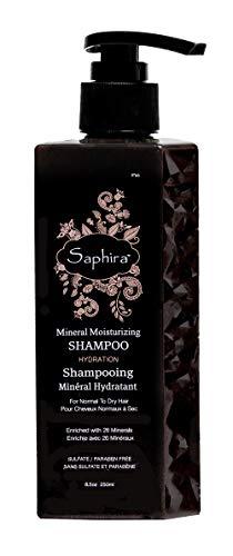 saphira shampoo and conditioner - 1