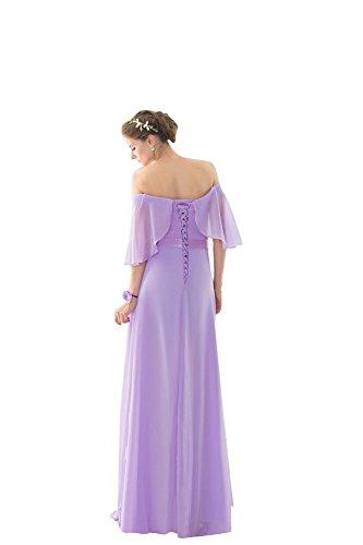 Beauty-Emily -  Vestito  - linea ad a - Donna Violet-A 42