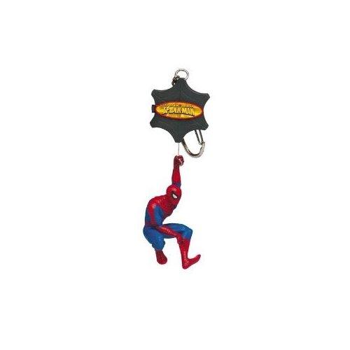 Spider-Man Spider Sense Web Climbing Action Keychain