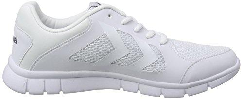 Weiß Hummel Erwachsene 9001 Unisex Fit White Hallenschuhe EFFECTUS fwHH8qX
