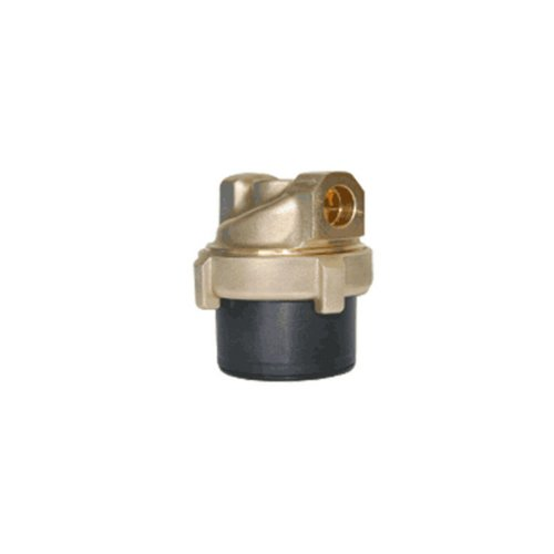 Laing LMB15107977 D5-38/090B Vario DC Circulator Pump, 1/2-Inch Sweat Connections with Ball and Check Valve, Bronze