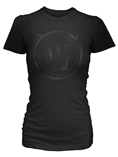 JINX World of Warcraft Blackout Women's Gamer Graphic T-Shirt
