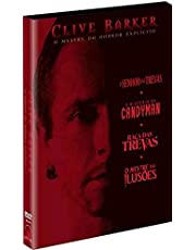 Clive Barker - O Mestre Do Terror Explícito