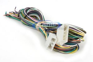 Metra 70-6514 Amplifier Bypass Harness for Select 2005-2007 Chrysler, Dodge and Jeep Vehicles