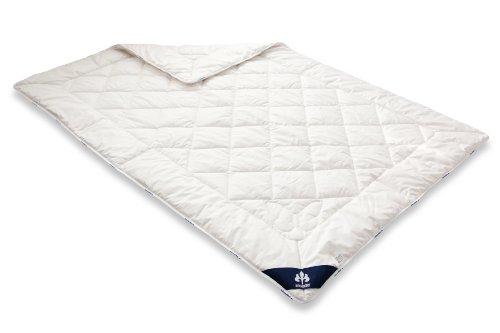 Badenia 03630481149 Bettcomfort Sommersteppbett Irisette 155 X 220 cm, weiß