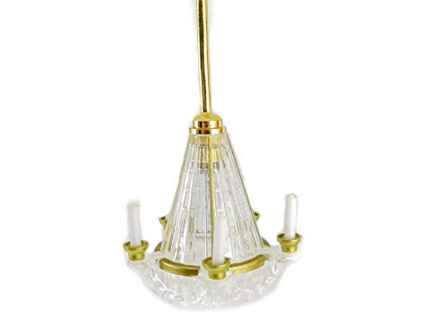 Used, Melody Jane Dollhouse Wedding Cake Chrystaline Chandelier for sale  Delivered anywhere in USA