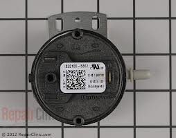 Lennox 63K93 Pressure Switch (Furnace Pressure Switch Lennox compare prices)