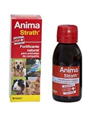Stangest Veterinaria - Anima Strath Fortificante Natural - 380 - 100 ml.