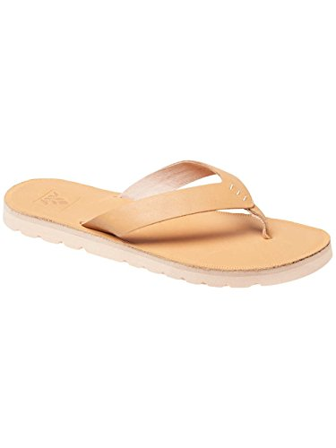 Reef Women's, Voyage LE Thong Sandals Natural 11 M
